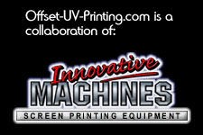 Fergesen Design and Innovative Machines. 	Easy UV integration solutions 	for offset printers.